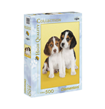 Puzzle 500 Pz - High Quality Collection - Nice Beagles