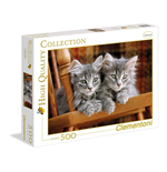 Puzzle 500 Pz - High Quality Collection - Kittens