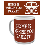 Vw Camper - Home (Tazza)