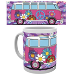 Vw Camper - Hippy (Tazza)