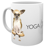 Yoga - Dogs Folded Legs (Tazza)