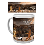 Yoga - Dogs Canyon (Tazza)