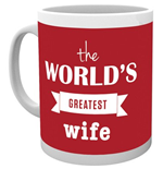 Valentines - World's Greatest Wife (Tazza)