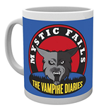 Vampire Diaries (The) - Mystic Falls (Tazza)