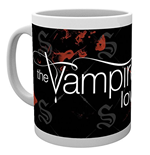 Vampire Diaries (The) - Logo (Tazza)
