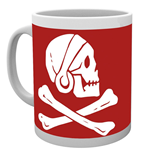 Uncharted - Red Skull (Tazza)