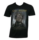 T-shirt Il trono di Spade (Game of Thrones) - Throne
