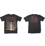 T-shirt Cannibal Corpse 222360