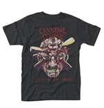 T-shirt Cannibal Corpse 222362