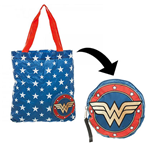 Borsa richiudibile Wonder Woman