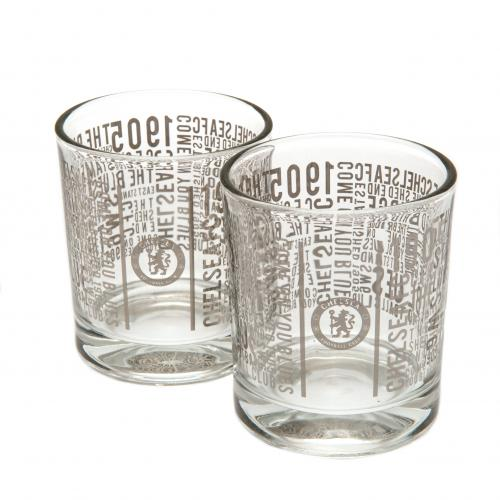 Set Bicchieri da Whiskey Chelsea