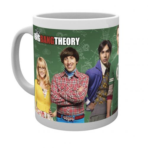 Tazza Big Bang Theory 222424