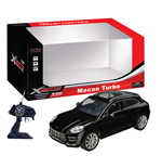 Porsche Macan Turbo R/C - Scala 1:16