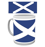 Scotland - Flag (Tazza)