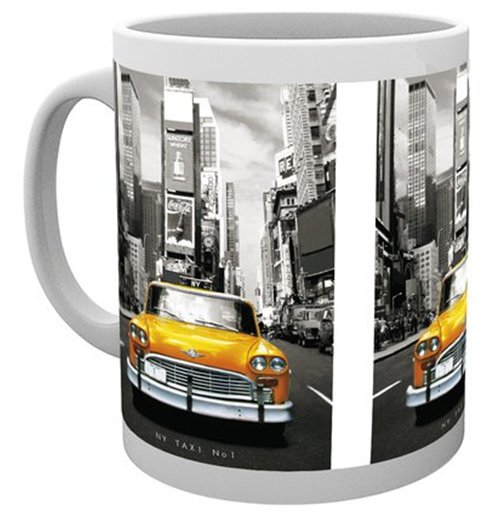 New York - Taxi No 1 (Tazza)
