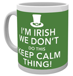Ireland - Keep Calm (Tazza)