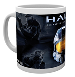 Halo Master Chief - Collection (Tazza)