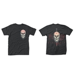 T-shirt Vikings Skull