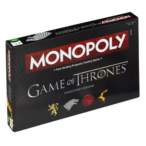 Monopoly Il trono di Spade (Game of Thrones) - Edizione inglese