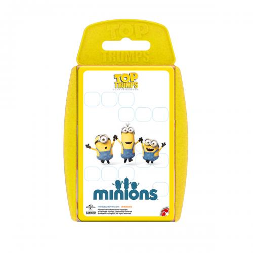 Gioco Minions Top Trumps