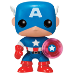 Action figure Captain America 223445