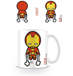 Tazza Iron Man Kawaii Iron Man