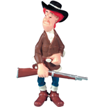 Action figure Lucky Luke 223452