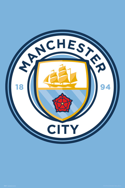 Poster Manchester City 223511
