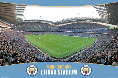Poster Manchester City 223512