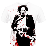 Texas Chainsaw Massacre (THE) - Leatherface 1 - Jumbo Print (T-SHIRT Unisex )