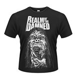 Realm Of The Damned - Logo & Balaur (T-SHIRT Unisex )