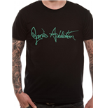 Janes Addiction - Logo (T-SHIRT Unisex )