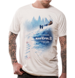 Hateful Eight - Poster (T-SHIRT Unisex )