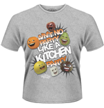 Annoying Orange - AIN'T No Party (T-SHIRT Unisex )