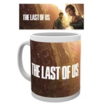 Last Of Us (The) - Key Art (Tazza)