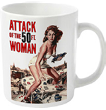Attack Of The 50Ft Woman (Tazza)