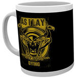 As I Lay Dying - Vulture (Tazza)