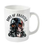 Sons Of Anarchy - Flame Skull (Tazza)