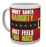 Christmas - Sorry Santa (Tazza)
