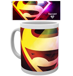 Tazza Dc Comics - Supergirl - Bright