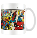 Marvel Retro - Spider-man Panels (Tazza)