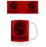 Mortal Kombat - Distressed (Tazza)