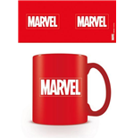 Marvel - Red Logo (Tazza)