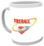 Fireball Xl5 - Logo (Tazza)