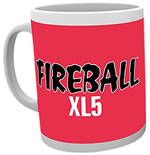 Fireball Xl5 - Logo 2 (Tazza)