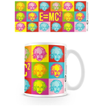Einstein - Pop Art (Tazza)
