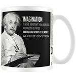 Einstein - Imagination (Tazza)
