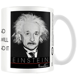 Einstein - Nature (Tazza)