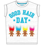 Trolls - Good Hair Day (T-SHIRT Donna )