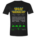 Space Invaders - Classic Screenshot (T-SHIRT Unisex )